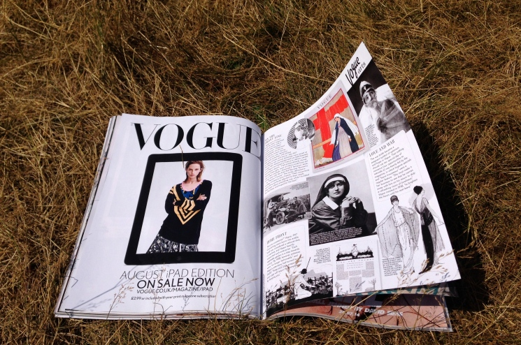 Vogue in the Park
